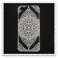 Coque INDIA blanche